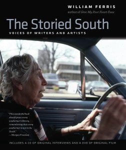 STORIED SOUTH Cover