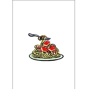 Bibliofeast pasta